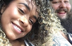 JoJo Offerman and Bray Wyatt