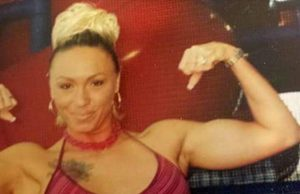 Terry Paulson - Sean Waltman's ex-wife