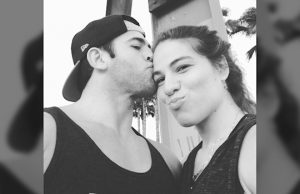 Roderick Strong and Marina Shafir