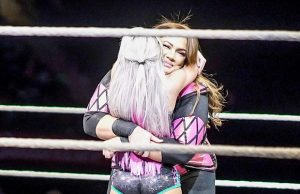 Alexa Bliss and Nia Jax