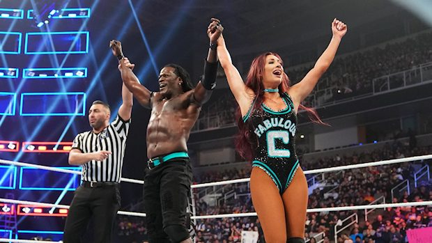 R-Truth and Carmella