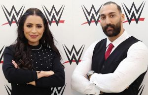 Shadia Bseiso and Nasser Alruwayeh