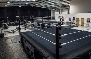WWE UK Performance Center