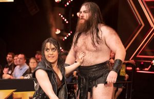 Nikki Cross and Killian Dain