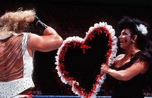 Shawn Michaels and Sensational Sherri