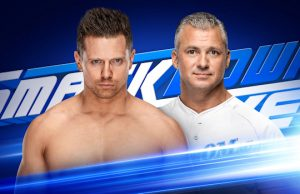 The Miz and Shane McMahon