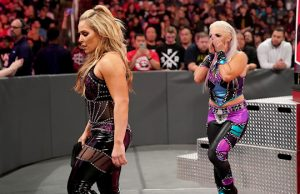 Natalya and Dana Brooke