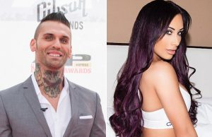 Corey Graves and Carmella