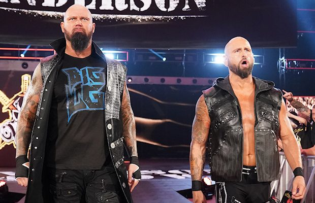 Luke Gallows and Karl Anderson