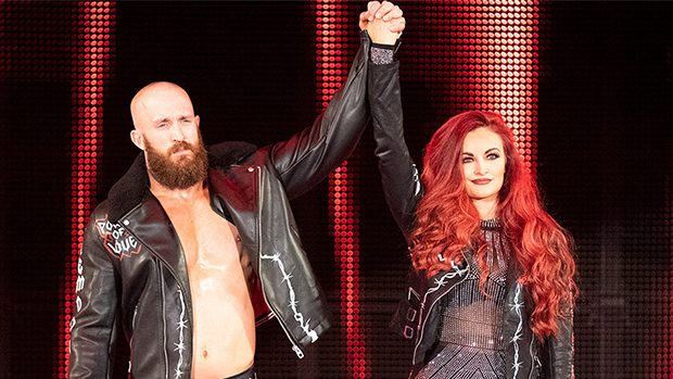 Mike Kanellis and Maria Kanellis
