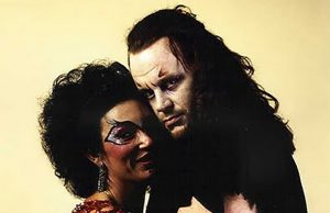 Undertaker and Sensational Sherri