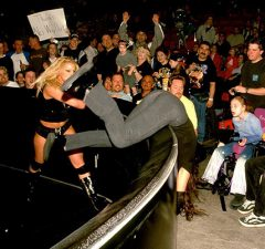 Trish Stratus vs. Stephanie McMahon
